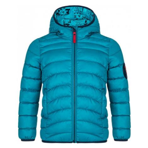 Loap INUCON blue - Children's jacket