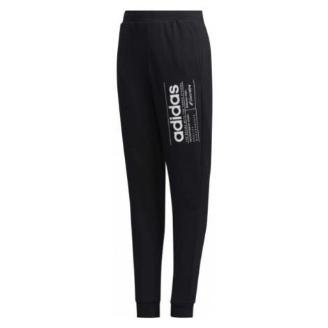 adidas YB BB PNT black - Boys' sweatpants