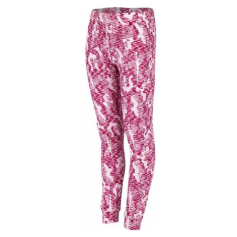 Arcore KILIAN pink - Kids' functional pants
