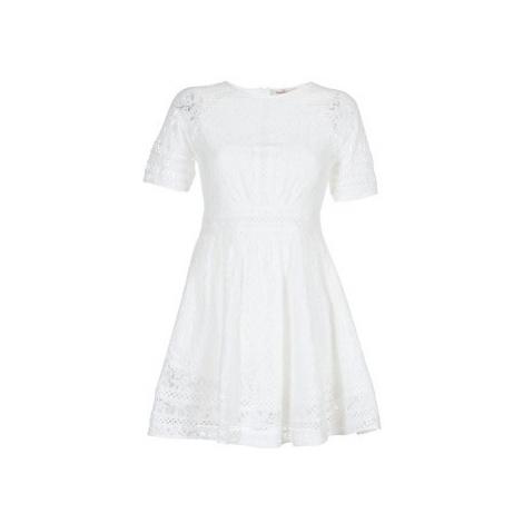Derhy CAHIER women's Dress in White