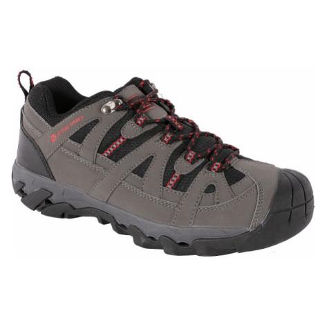ALPINE PRO LEOKAD grey - Men's trekking shoes