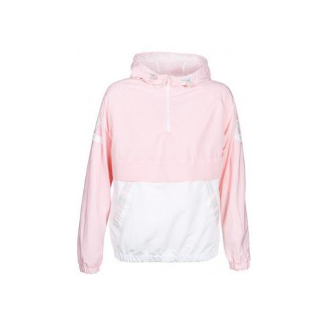 Pink women's spring/autumn jackets