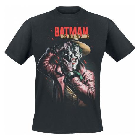 Batman The Killing Joke T-Shirt black
