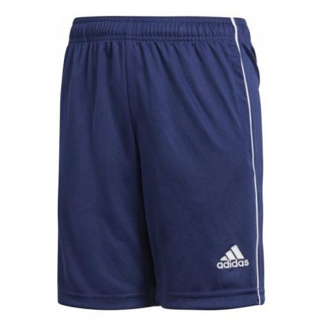adidas CORE18 TR SHO Y blue - Boys' shorts
