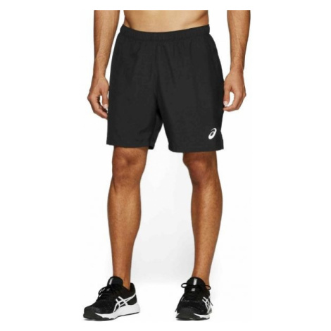 Asics SILVER 7IN 2-IN-1 SHORT black - Men's running shorts