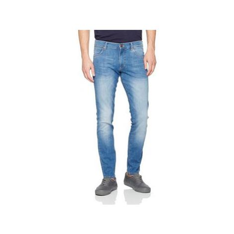 Wrangler Larston W18S9194L men's Skinny Jeans in Blue