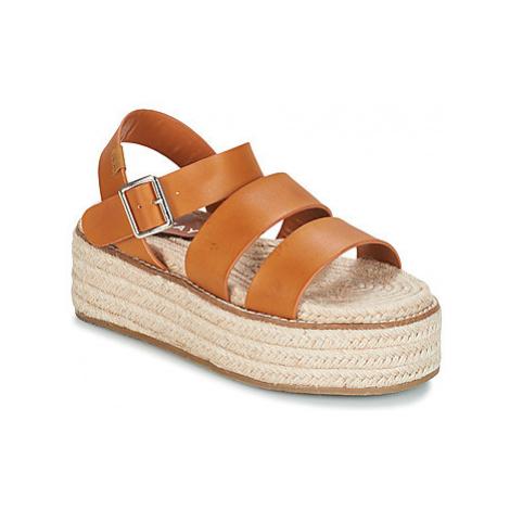 Coolway RANMA women's Sandals in Brown