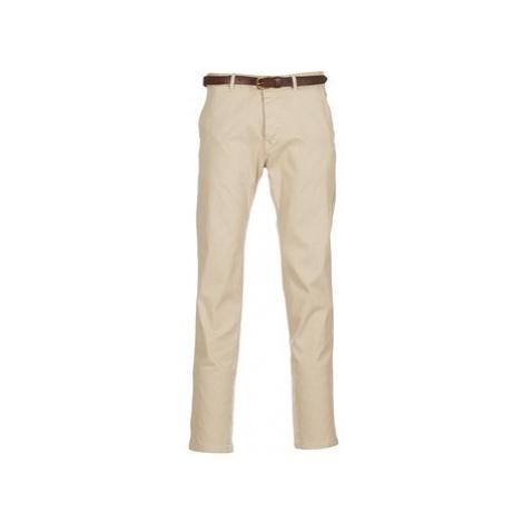 Scotch Soda STUART men's Trousers in Beige Scotch & Soda