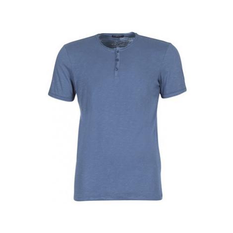 Sisley WECKO men's T shirt in Blue