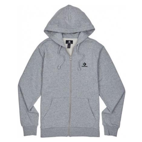 Converse EMB FZ HOODIE FT - Men's hoodie