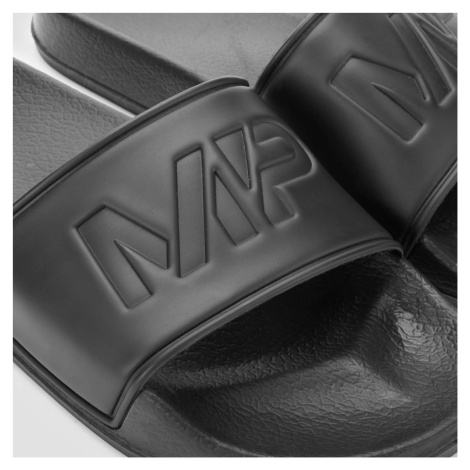 MP Men's Sliders - Black - UK Myprotein