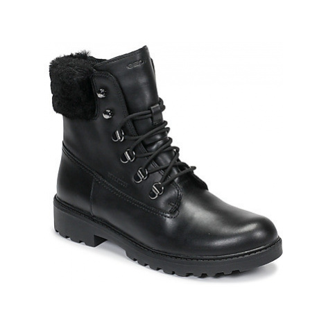 Girls' ankle boots Geox