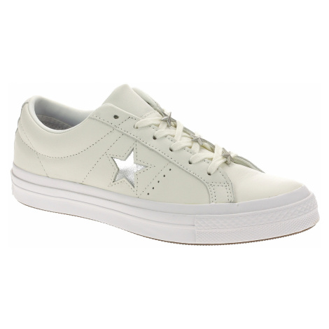 shoes Converse One Star Starware OX - 165020/Vintage White/Metallic Granite