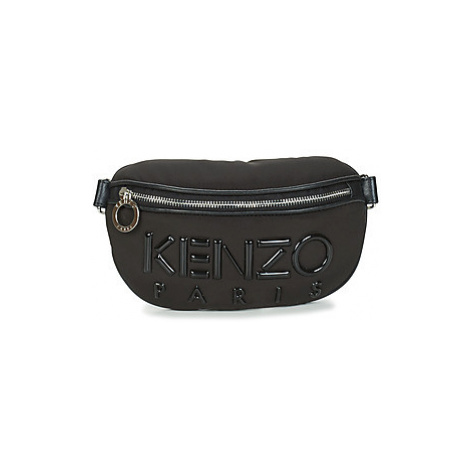 Kenzo KOMBO BUMBAG women's Hip bag in Black
