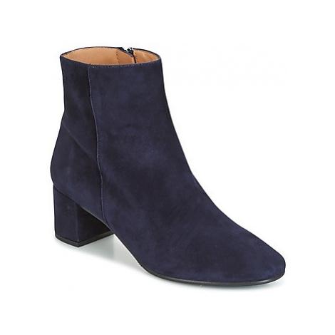 Betty London HANAE women's Low Ankle Boots in Blue