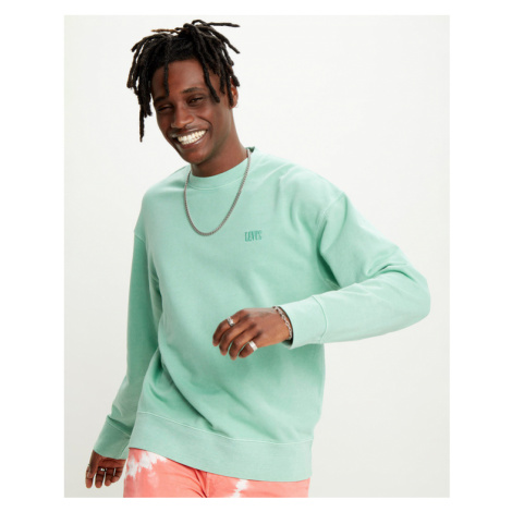 Levi's® Authentic Sweatshirt Green
