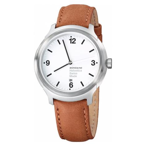 Mondaine Watch Helvetica No1 Bold 43