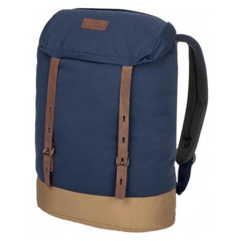 Loap JUSSI dark blue - City backpack