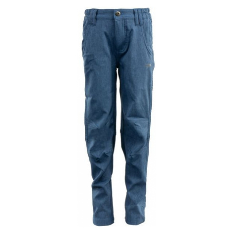 ALPINE PRO JERSO blue - Children's pants