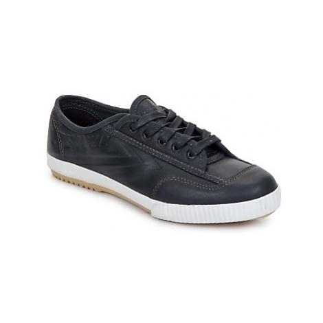 Feiyue FE LO PLAIN CHOCO women's Shoes (Trainers) in Black
