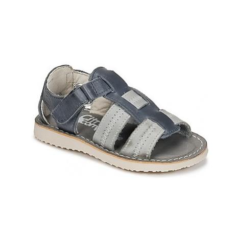 Citrouille et Compagnie IOUTIKER boys's Children's Sandals in Blue