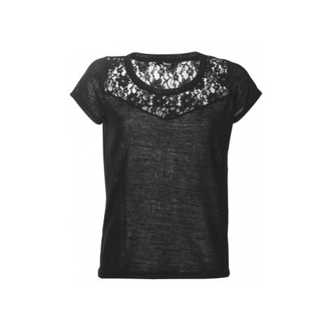 Only ONLRILEY women's Blouse in Black
