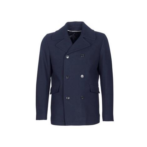 Selected SLHNEW MERCER men's Coat in Blue