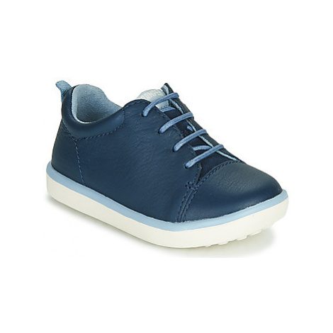 Camper PURSUIT FW girls's Children's Shoes (Trainers) in Blue