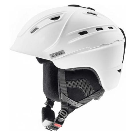 Uvex P2US white - Ski helmet