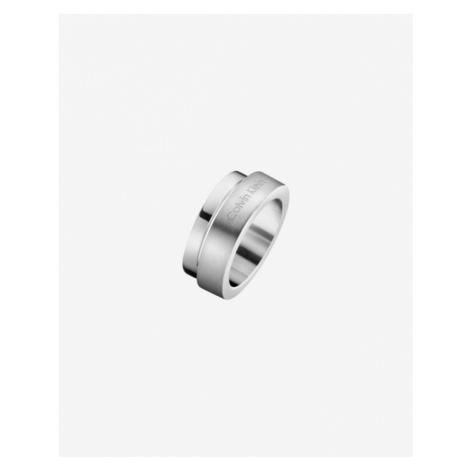 Calvin Klein Loud Rings Silver