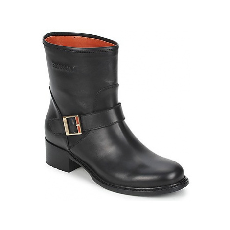 Missoni WM028 women's Mid Boots in Black