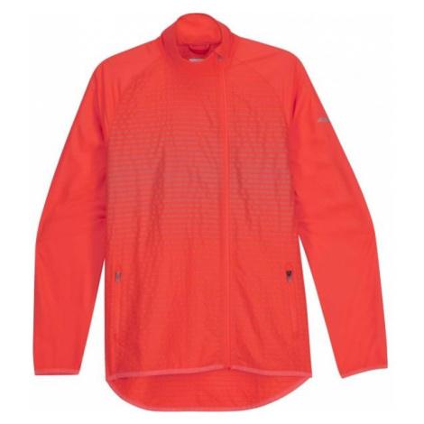 Saucony SONIC REFLEX JACKET red - Women's running jacket