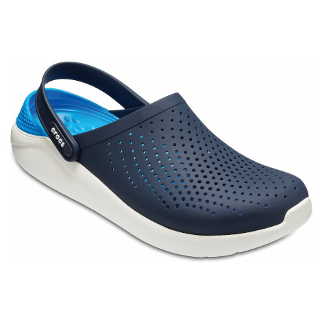 shoes Crocs LiteRide Clog - Navy/White