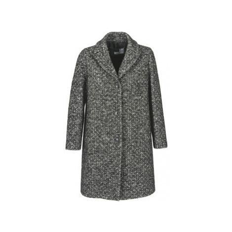 Love Moschino MANSOI women's Coat in Grey