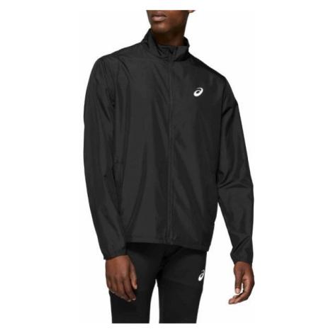Asics SILVER JACKET black - Men's running jacket
