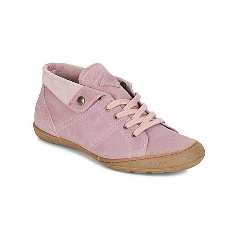 PLDM by Palladium GAETANE CRT women's Shoes (High-top Trainers) in Pink