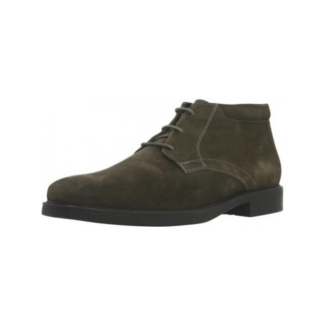 Geox U BRANDOLF men's Mid Boots in Green