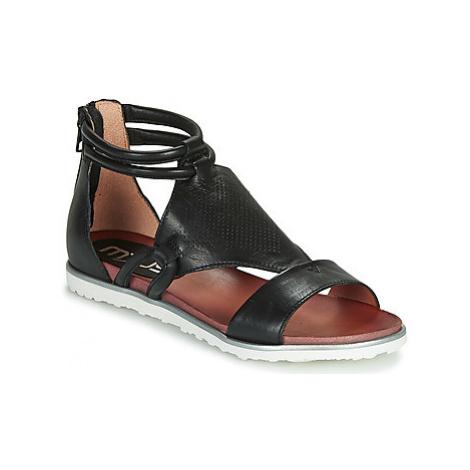 Mjus TITLE-LICIA women's Sandals in Black