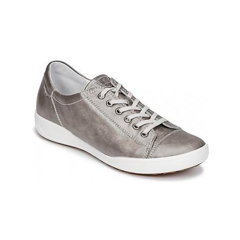Josef Seibel SINA 11 women's Shoes (Trainers) in Silver