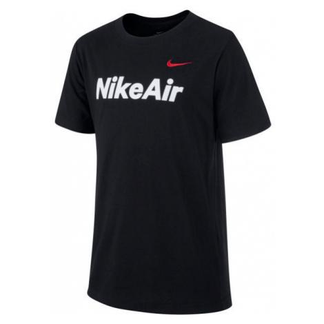 Nike NSW TEE NIKE AIR C&S black - Boys' T-shirt