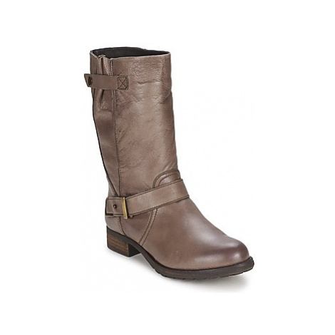 Gioseppo FREIRE women's High Boots in Brown