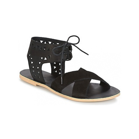 Kickers LERY women's Sandals in Black