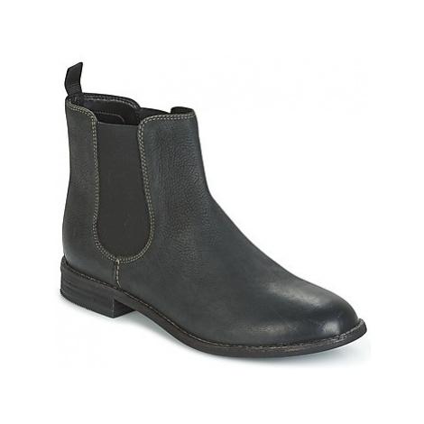 Clarks MAYPEARL NALA women's Low Ankle Boots in Black