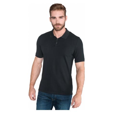 Calvin Klein Paul Polo Shirt Black