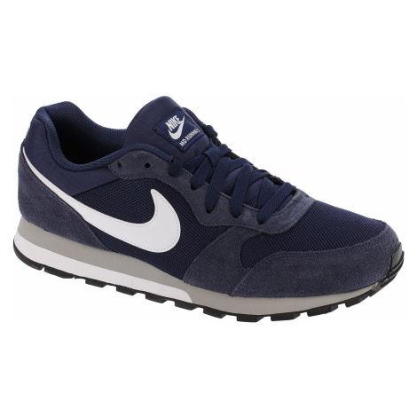 shoes Nike MD Runner 2 - Midnight Navy/White/Wolf Gray