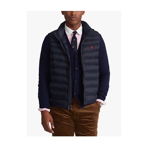 Polo Ralph Lauren Recycled Nylon Earth Gilet Vest
