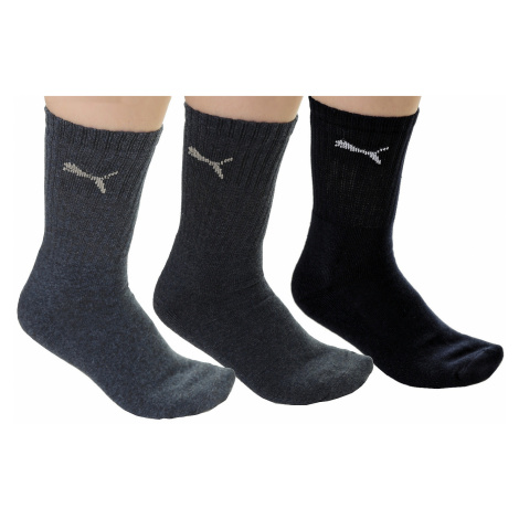 Puma 7312321/Sport 3 Pack Socks - Navy