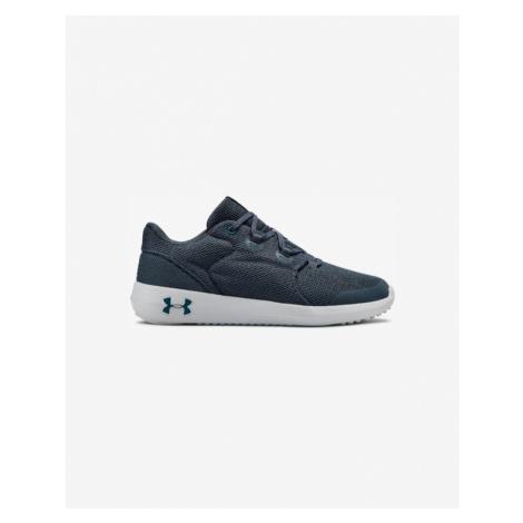 Under Armour Grade School Ripple 2 Kids Sneakers Blue Grey
