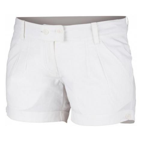 Northfinder LIANA white - Women's shorts
