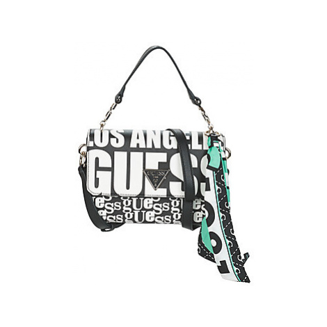 Guess ANALISE women's Shoulder Bag in Black